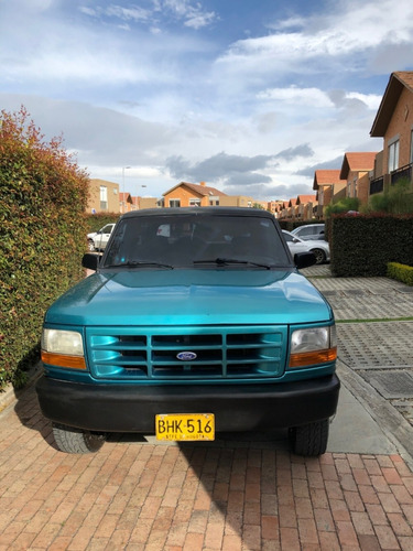 ford bronco xl 5.0 lts mecanica