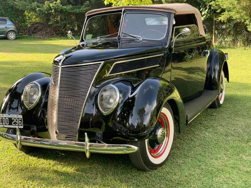 ford cabriolet ford 1937