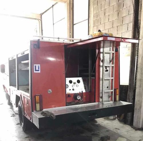 ford camión de bomberos