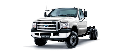 ford camiones 4000