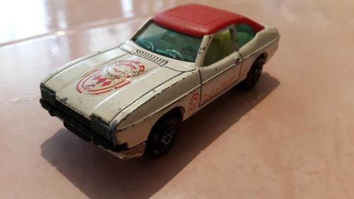 ford capri 1/60 majorette