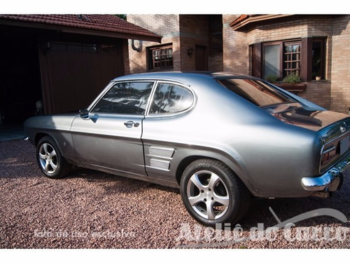 ford capri gt xlr 2.6 v6 1972 - 1º dono - ateliê do carro