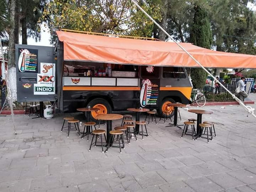 ford capricce food truck