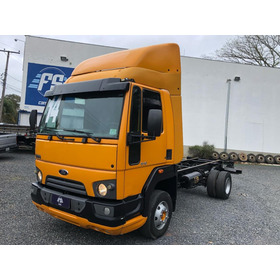 Ford Cargo 1119 4x2 Chassi Vuc Fs Caminhoes