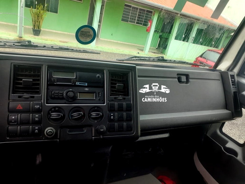 ford cargo 1119 no chassi