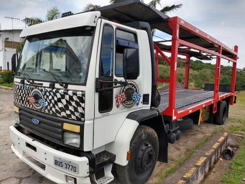 ford cargo 1215 - 1999 - cegonha