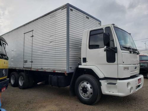 ford cargo 1215 / bau 850 mts truck 6x2