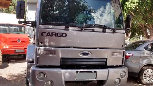 ford cargo 1215 toco 4x2 ano 1997 caçamba todo revisado.