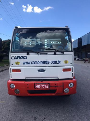 ford cargo 1317 - ano: 2005 - carroceria