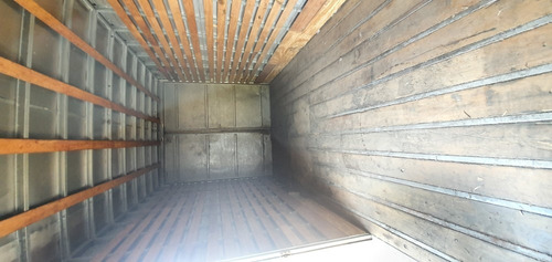 ford cargo 1317  ano 2008  baú baixa km