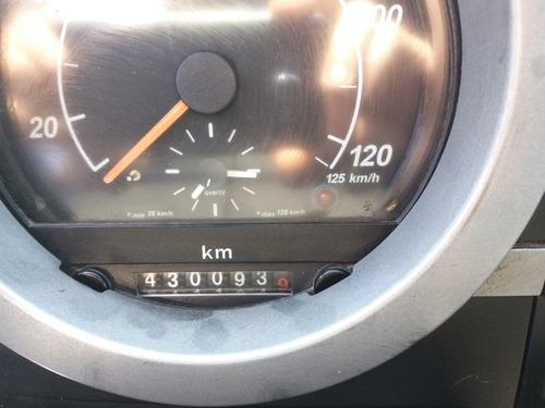 ford cargo 1317 ano 2010 bau 8 metros