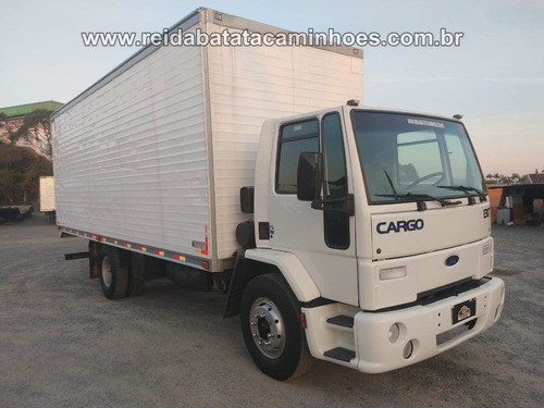 ford cargo 1317 cummins turbo intercooler toco baú 7,60 2004