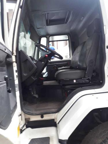 ford cargo 1317 e no chassi  ano 2009  baixo km