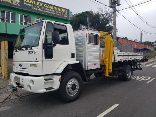 ford cargo 1317 munck cabine auxiliar suplementar muck muque