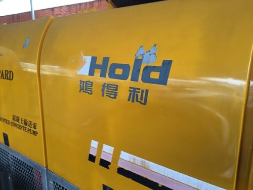 ford cargo 1319c/ bomba de concreto hold hbt 60-13-132s 2013
