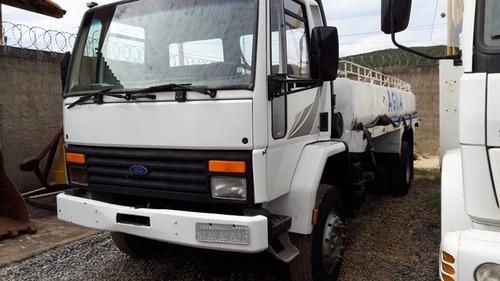 ford cargo 1415 4x2 ano 2000/2000 pipa  reduzido