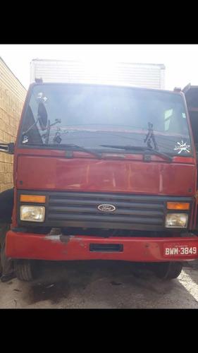 ford cargo 1415 truck ano 1999 - baú