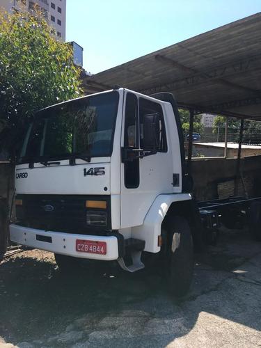 ford cargo 1415 unico dono  ano 2000 $49999,