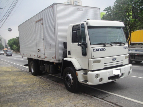 ford cargo 1517 2009 bau  7m compr x 2.60 al x 2.53 l