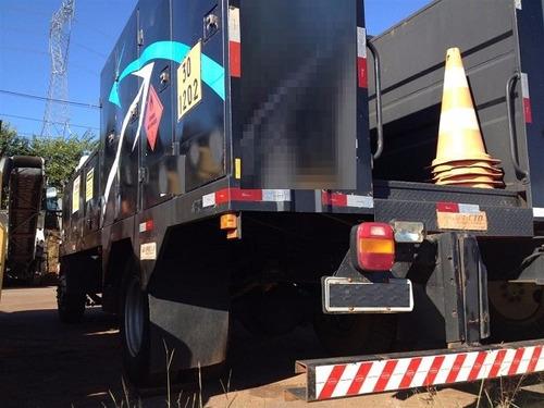 ford cargo 1517 4x2 ano 2008 comboio (impacto)