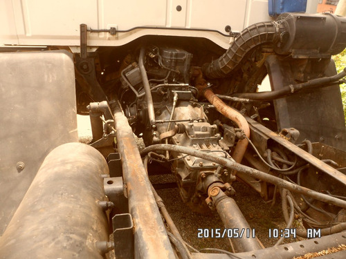 ford cargo 1517 ano 08/09 pronto p/trabalhar