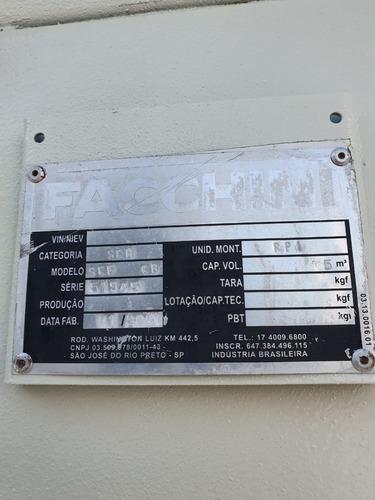 ford cargo 1517 cn 11/12 basculante
