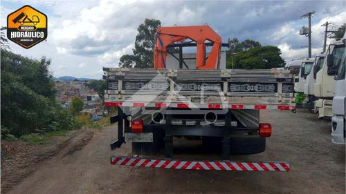 ford cargo 1519b / 2013 - guindaste munck argos 12,5