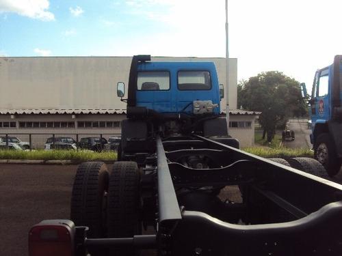 ford cargo 1617 azul 1994/1995