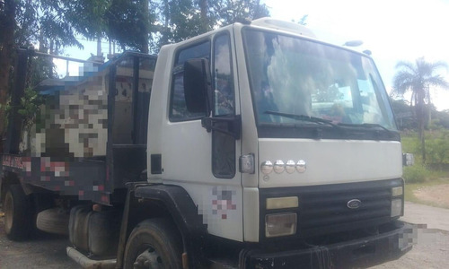 ford cargo 1617 poly duplo   ano 1995