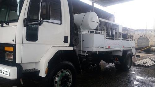 ford cargo 1622 bomba de concreto rigoni motor novo