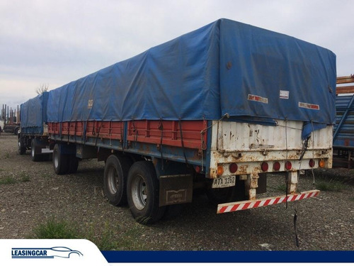 ford cargo 1622 camion eje simple granelero 1995 impecable!