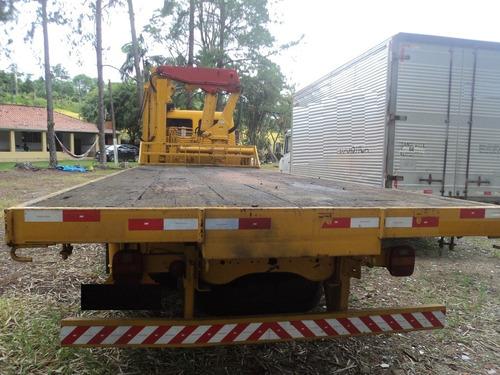 ford cargo 1622  munk 30 ton  - ano 1995