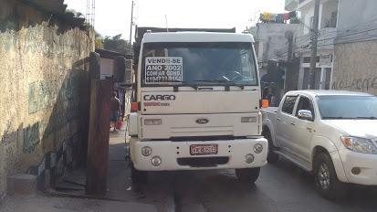 ford cargo 1630 aceito trocas por carro ou pick up