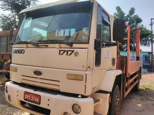 ford cargo 1717 chassis doc mec operacional