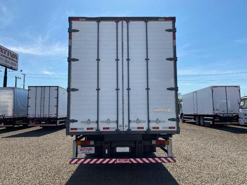 ford cargo 1719 4x2 2013/2013 baú - ativa caminhões