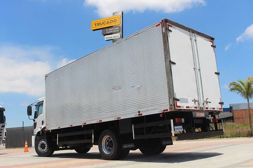 ford cargo 1719 toco 2013 bau 7 metros= vw volks mb mercedes
