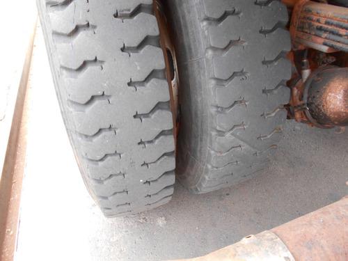 ford cargo 1721 6x2 caçamba único dono