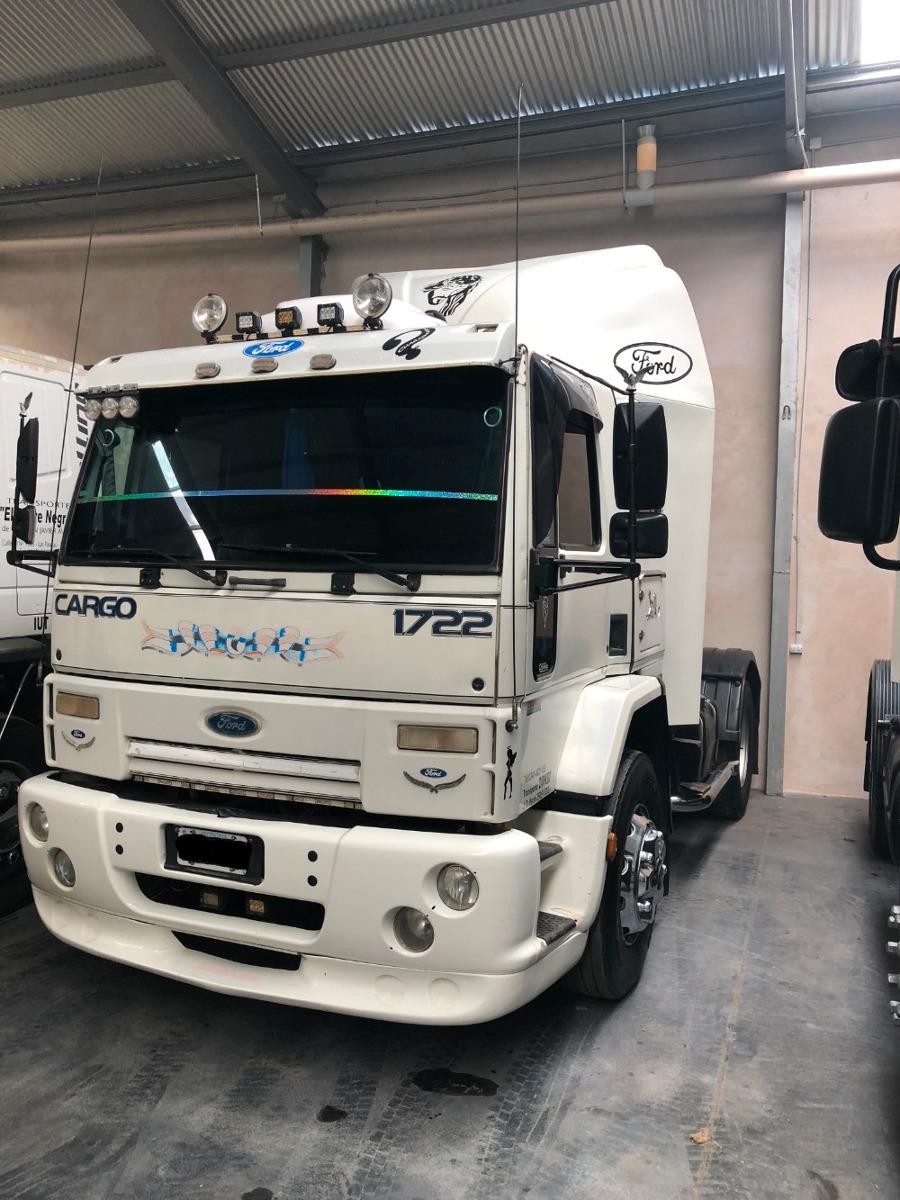 Ford Cargo 1722 2007 800 000 En Mercado Libre
