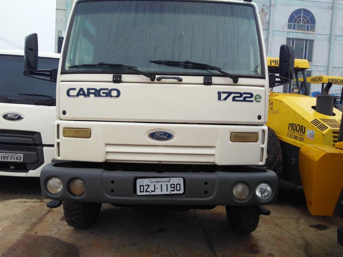 Ford Cargo 1722 2008 R 75 000 00 R 75 000 Em Mercado Libre
