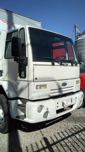 ford cargo 1722  2009 toco bau 7 mts