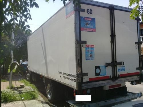 ford cargo 1722 2010 caja termica con frio supercongelados!!