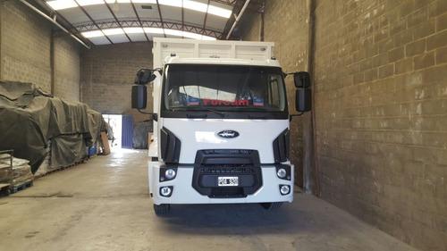 ford cargo 1722 2016 c/carroceria