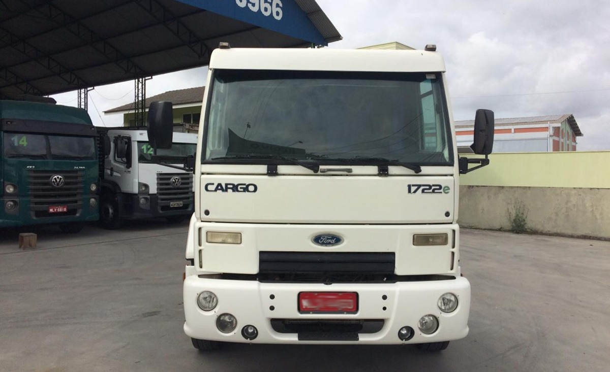 Ford Cargo 1722 R 80 000 Em Mercado Libre