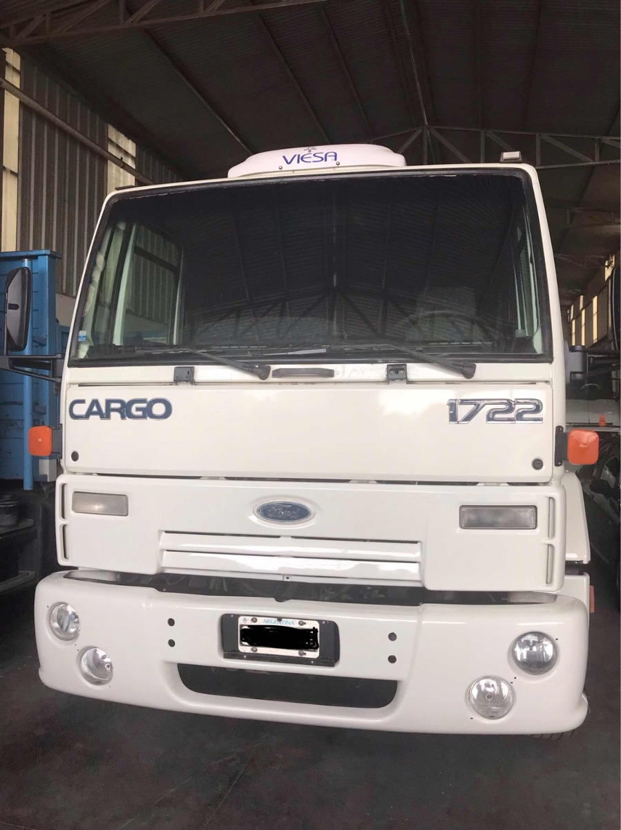 Ford Cargo 1722 850 000 En Mercado Libre