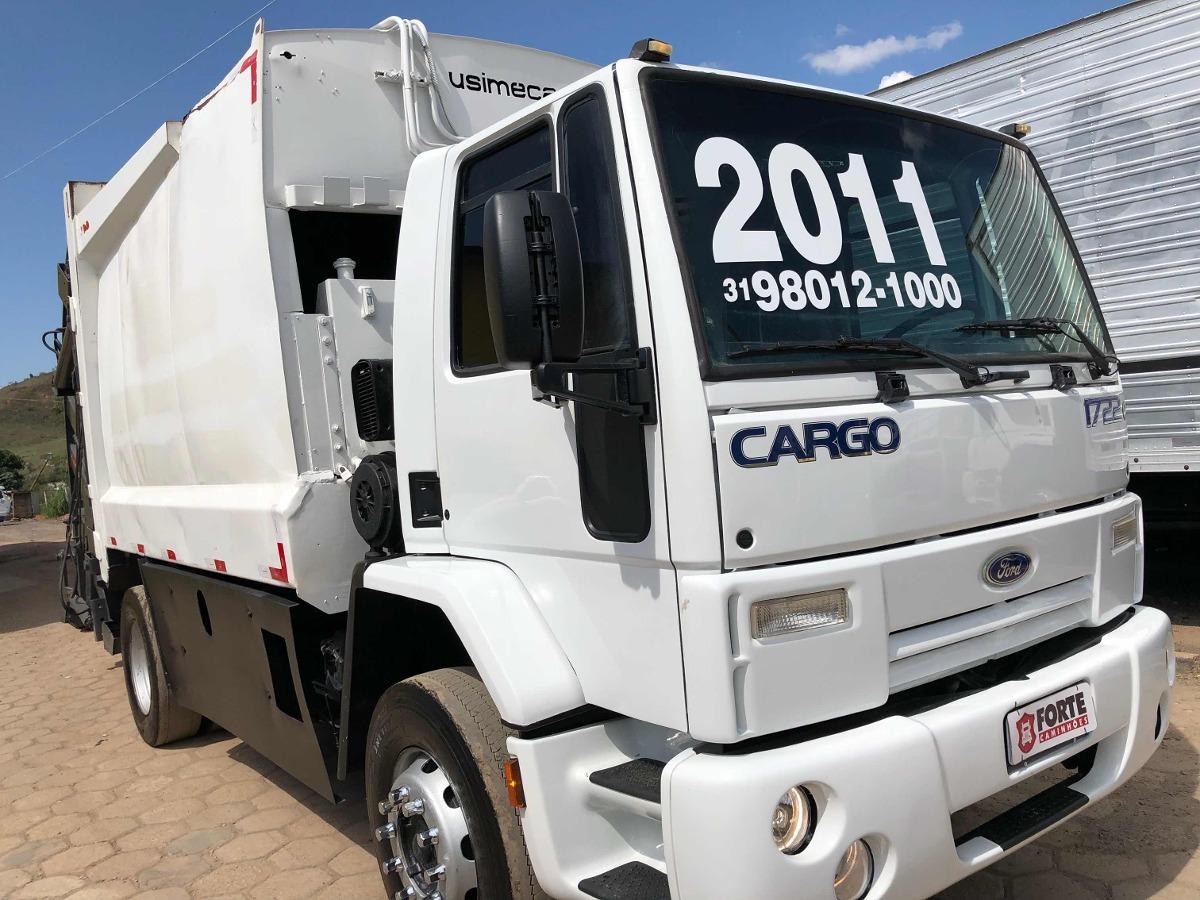 Ford Cargo 1722 R 115 000 Em Mercado Libre