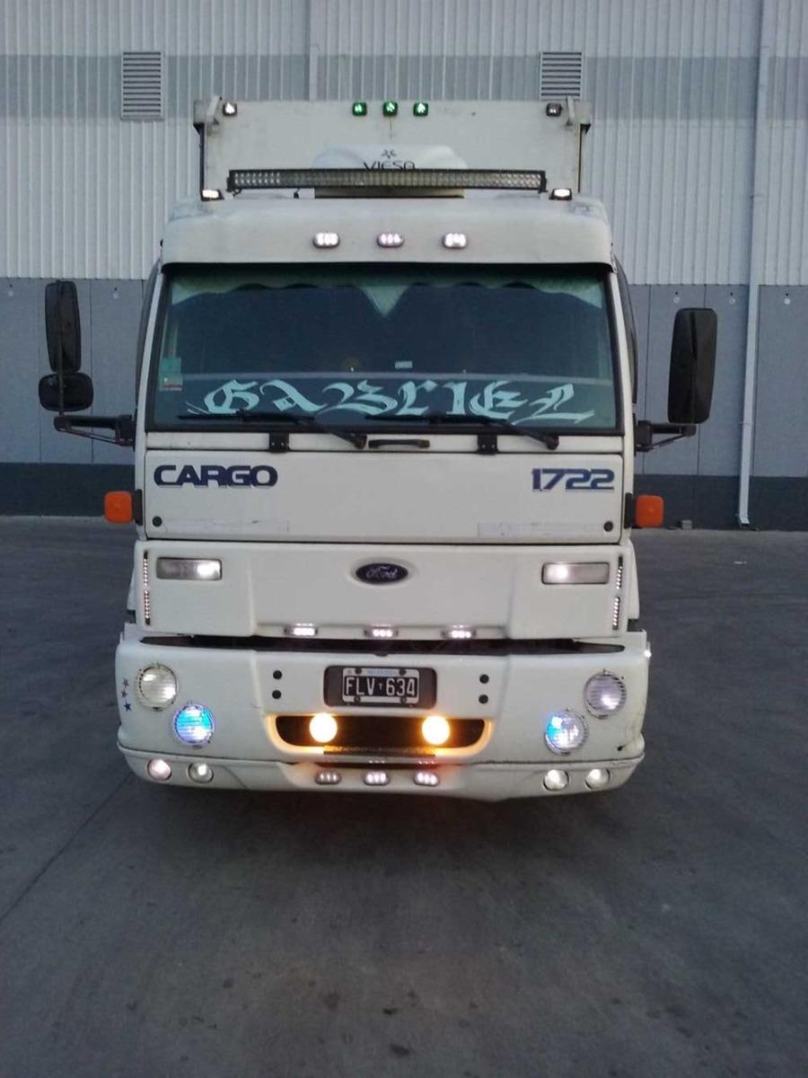 Ford Cargo 1722 875 000 En Mercado Libre