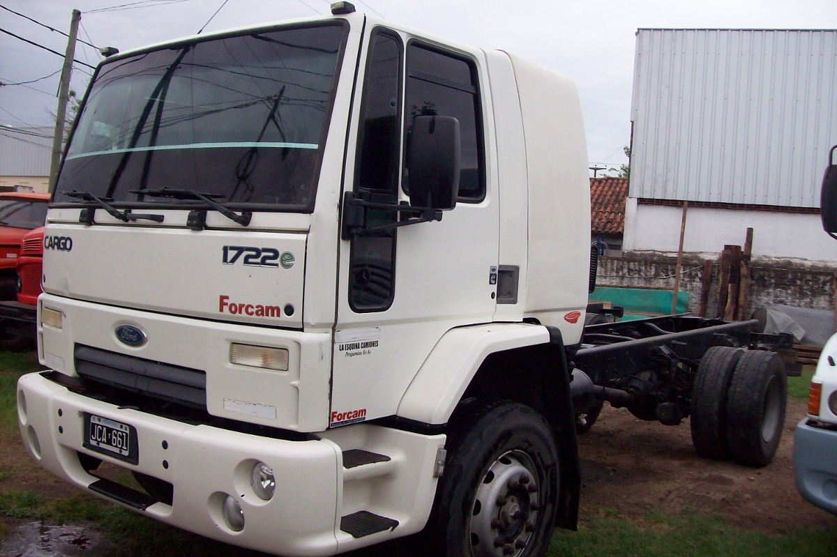Ford Cargo 1722 1 100 000 En Mercado Libre