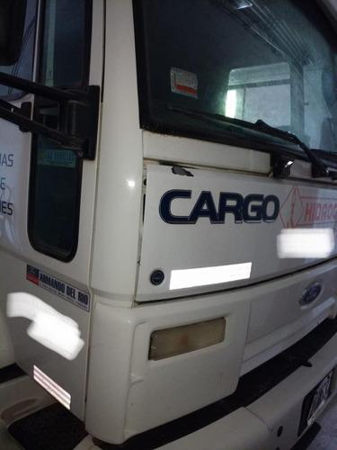 ford cargo 1722 hidrogrua