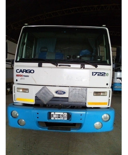 ford cargo 1722 max truck 2010