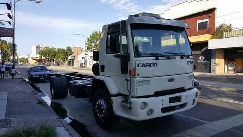 ford cargo 1722  modelo 2006 chasis largo 6,50 titular
